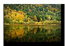 Lac de Sewen en automne