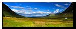The Glencoe Pass, Glencoe, Rannoch Moor, Lochaber, Scotland