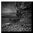 Rock, Loch Scavaig, Cuillin Hills, Elgol, Isle of Skye, Scotland